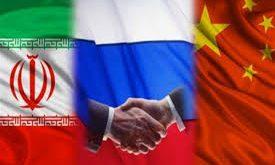 """La Russie, l'Iran et la """"guerre hybride"""""""