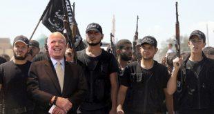 """Poutine """"aime bien"""" McCain (les USA ne parviendront jamais à leur fin malgré McCain-Caton)"""