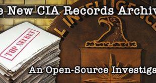 """La CIA en """"sources ouvertes"""""""