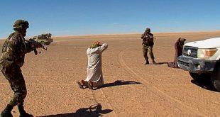 Un narcotrafiquant marocain abattu et saisie de» plus de trois quintaux de haschisch par l'ANP près de Tindouf