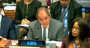 L'ONU adopte une profonde réforme du système de développement, facilitée par l'Algérie