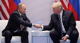 Poutine-Trump (Étrange fratrie)