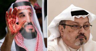 Le procureur général du Royaume des Ténèbres et des Psychopathes, reconnait l'assassinat de Djamal Khshoggi