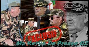Les généraux-majors Habib Chentouf et Chérif Abderrazek ne veulent pas revenir au pays par crainte de finir comme Saïd Bey?